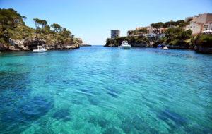 Playas en Mallorca, Entorno.