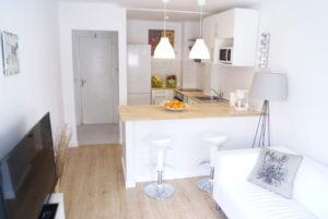 Apartamento 1 habitacion planta baja en Canyamel, Mallorca